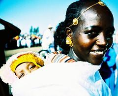 la madre y su hijo - by A L E M U S H