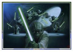 Yoda the Ataru Swordmaster - Form IV