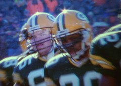 Packers on TV (halschmidt) Tags: football packers greenbay halloffame