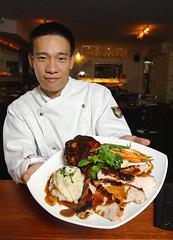 Brooklyn, NY. chef.