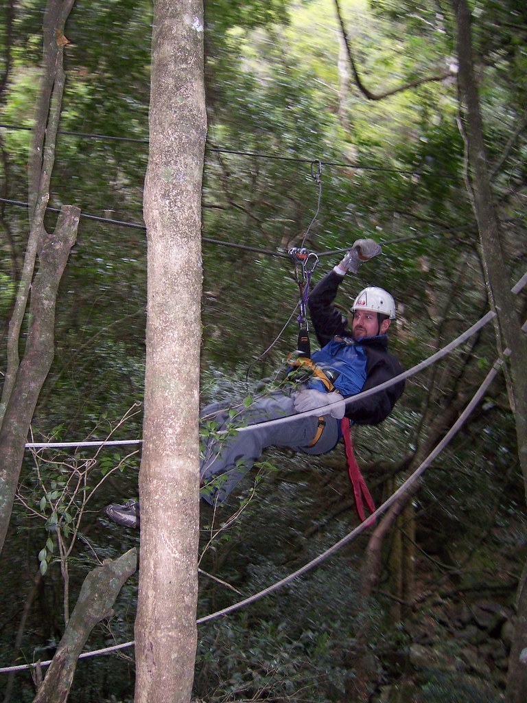 Karkloof Canopy Tours, Midlands, KZN, South Africa