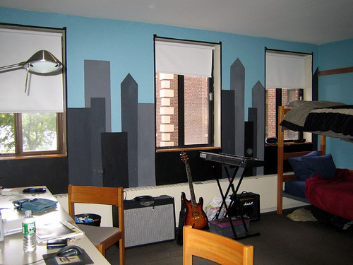My Dorm, After