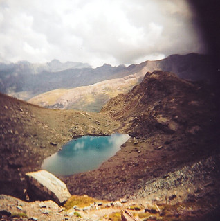 Lac Gelé, mt. 2823
