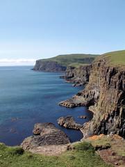 Skye coast