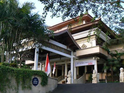 Het Aston Bali hotel