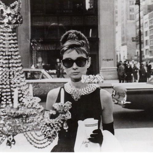 Omaggio a Audrey Hepburn semplicemente divina!