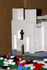 Completed Church (plums_deify) Tags: castle lego cathedral moc oldversion