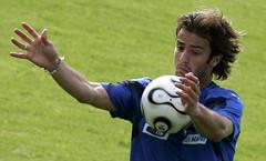 Alberto Gilardino in azione