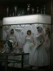 Bridal mannequins (ashabot) Tags: wedding mexico mannequins oaxaca brides