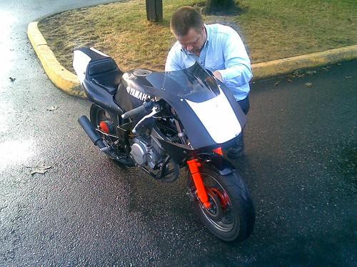 mini moto yamaha