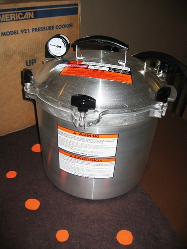 New Pressure Cooker & Canner