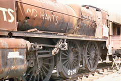 Mid Hants Rescue (Chalkie_CC) Tags: england train transport engine steam line watercress preservation southernrailway britishrailways midhants