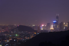 Guangzhou tonight (shenxy) Tags: guangzhou china city light night landscape guangdong 10faves