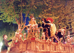 despojado en la mariana (Guervós) Tags: españa andalucía spain espanha granada andalusia grenade espagne spanien spagna semanasanta spanje holyweek procesión