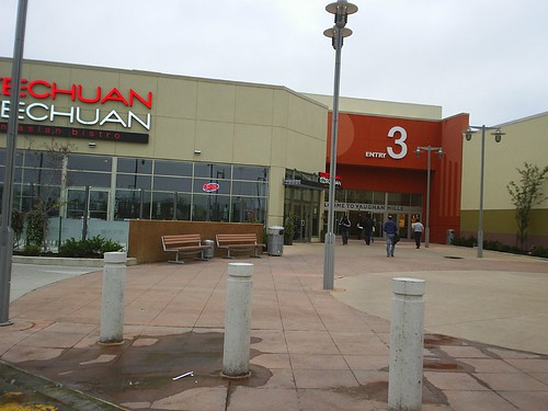The Vaughan Mill Mall