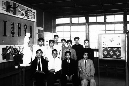 神奈川工業高校工藝圖案科