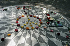 NYC - Central Park: Strawberry Fields - Imagine Mosaic (wallyg) Tags: park nyc newyorkcity flowers ny newyork nhl peace centralpark manhattan mosaic landmark imagine beatles gothamist peacesign johnlennon strawberryfields peacesymbol gardenofpeace nationalhistoriclandmark nationalregisterofhistoricplaces usnationalhistoriclandmark nrhp usnationalregisterofhistoricplaces newyorkcitylandmarkspreservationcommission nyclpc sceniclandmark