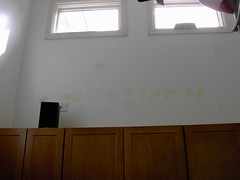 More Unfinished (24) (joelfinkle) Tags: kitchen drywall paint error remodel contractor addition incomplete