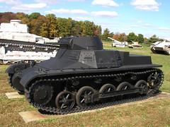BI705 Panzer I SdKfz 101 (listentoreason) Tags: history museum geotagged technology unitedstates military favorites maryland places worldwarii armor groundforces