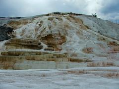 Mammoth Hot Springs (umpamucha) Tags: yellowstonepark