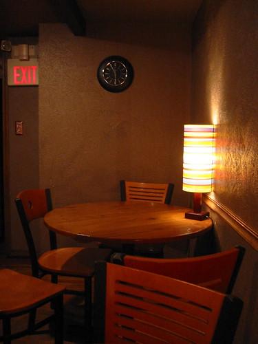 Cafe interior, Springfield, MO