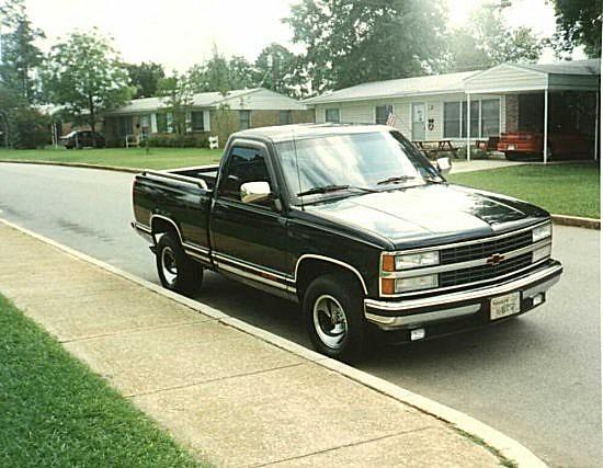 chevrolet 350 1991 silverado 1500