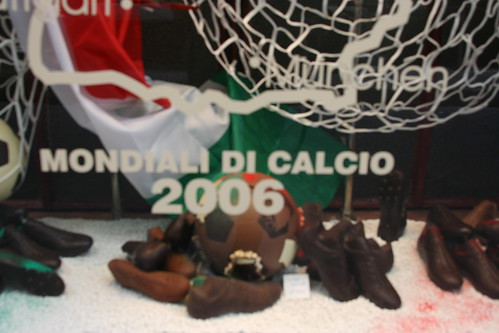 World cup 2006 in Chocolate (YUM)