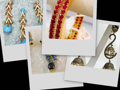 Jewellery Collage