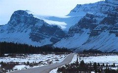 Icefields Parkway, Alberta Canada - by Outbj