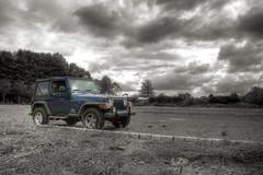 My Jeep (jason_minahan) Tags: jeep nj princeton hdr mercercounty wrangler xti