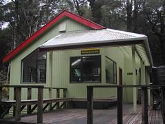 Waitewaewae Hut