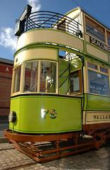 the tram 2 (Maddie Digital) Tags: cars museum vintage birkenhead trams wirral