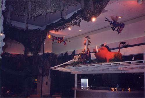 Disneyland Hotel Lounge - 2