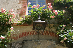 Roses  Gargilesse-Dampierre (@rno) Tags: france art rose fleurs photo interesting monet creuse rousseau photograpy harmonie vallee pittoresque dampierre interessare gargilesse rno georgessand plusbeauvillagedefrance osterlind elinteresar interessieren  interessar