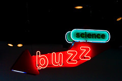 Science Buzz! Flickr photo by Unhindered by Talent