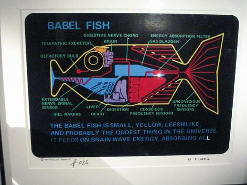 Thumb Anatomía del Pez de Babel