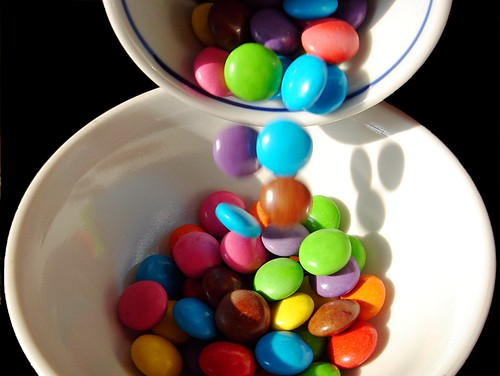 Smarties: The Fountain