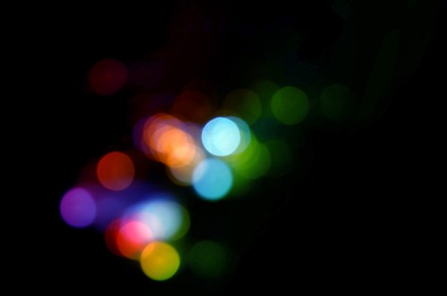 Abstract lights 8109