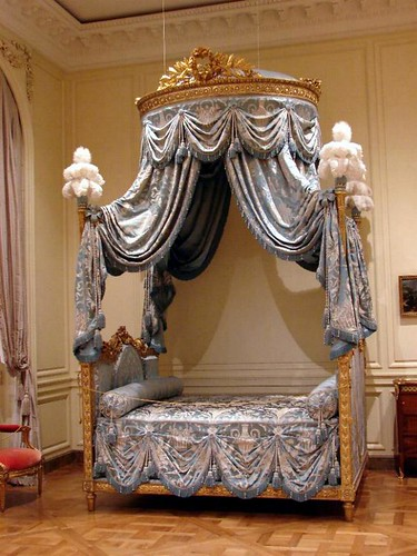 17th century french canopy