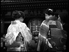 Kimonos-of-Asakusa (Danz in Tokyo) Tags: leica people blackandwhite woman japan wow temple japanese tokyo interestingness asia candid traditional monotone explore 日本 nippon 東京 kimono obi fz30 nozoom realpeople danz october2006 danzintokyo candidandnozoom realtokyo akasukatemple