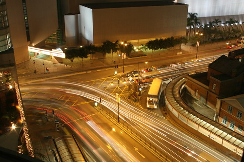 Time Blurs, Kowloon