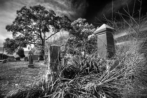 Richland Christian Cemetery 10.24.2006