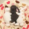 English lop baby sleeping… (ayano-pany) Tags: あみぐるみ 編みぐるみ かぎ編み ハンドメイド うさぎ うさぎの赤ちゃん 子うさぎ 赤ちゃんうさぎ おやすみ イングリッシュ•ロップ 垂れ耳 amigurumi amigurumianimal amigurumibunny bunny babybunny baby rabbit lapin conejo crochet handmade sleeping lop english englishlop