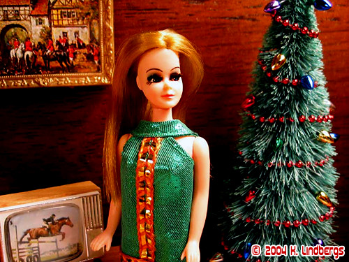 Lots more Dawn doll holiday pics can be found in my Dawn doll set @ Flickr