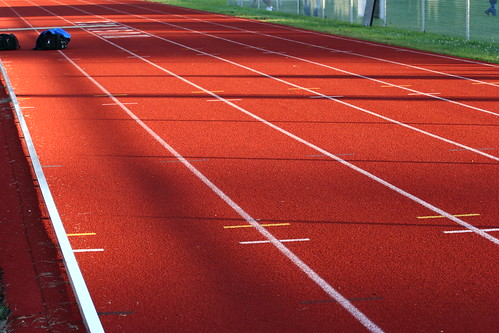 Running Track by www.mattdevino.com