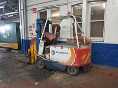 Stagecoach Forklift (markkirk85) Tags: stagecoach east bus buses