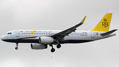 His Majesty's 50th Golden Jubilee V8-RBX (turkhavakancolle) Tags: airbus airbusa320 airbusa320family brunei royalbrunei singapore changi changiairport airplane aviation aircraft avgeek airlines plane planespotters spotters