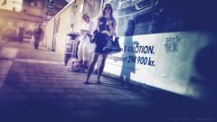 2014-07-08_20-31-22_IMG_9396 (Cyrus II) Tags: albano dasauto photography swe stockholm summer sverige sweden tomteboda vw volkswagen ad busstop candid geo:lat=5934787618 geo:lon=1806534290 geotagged iphone5 light sommar sthlm street sunshine waiting östermalm streetphotography