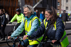 #POP2018  (141 of 230) (Philip Gillespie) Tags: pedal parliament pop pop18 pop2018 scotland edinburgh rally demonstration protest safer cycling canon 5dsr men women man woman kids children boys girls cycles bikes trikes fun feet hands heads swimming water wet urban colour red green yellow blue purple sun sky park clouds rain sunny high visibility wheels spokes police happy waving smiling road street helmets safety splash dogs people crowd group nature outdoors outside banners pool pond lake grass trees talking bike building sport