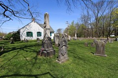 "Evansburg Historic District (Laura Gonzalez/ PBNPhotography) Tags: cemetery death grave graves morgue life dirt coffin theend morbid church evansburghistoricdistrict montgomerycounty pennsylvania architecture town ""smalltown"" ""citycenter"" ""mainstreet"" neighborhood rural walking"